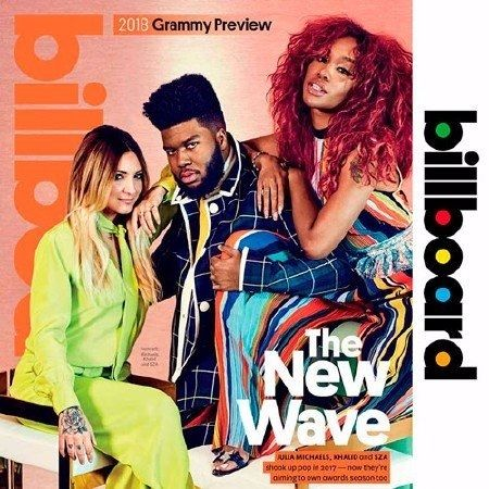 Billboard Hot 100 Singles Chart 25.11.2017 (2017)