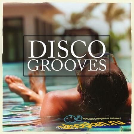 Disco Grooves Vol.1 (Fantastic Selection Of Nu Disco Lounge Tunes) (2017)