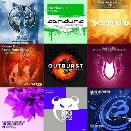 Trance Mega Pack - White Star 01-11 (2017)
