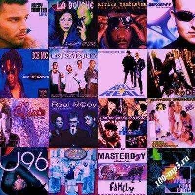 Foreign Hits of The 1990s (1990-2000)