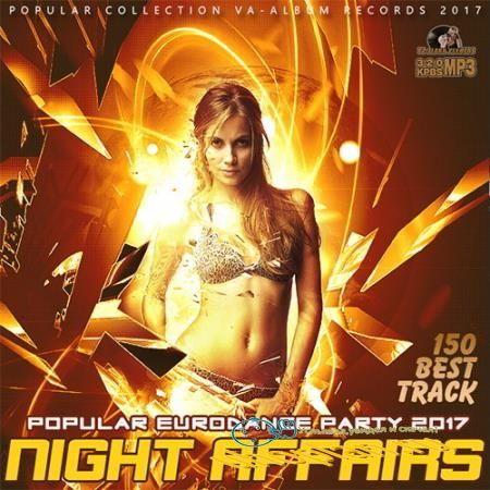 Night Affairs: Popular Eurodance Party (2017)