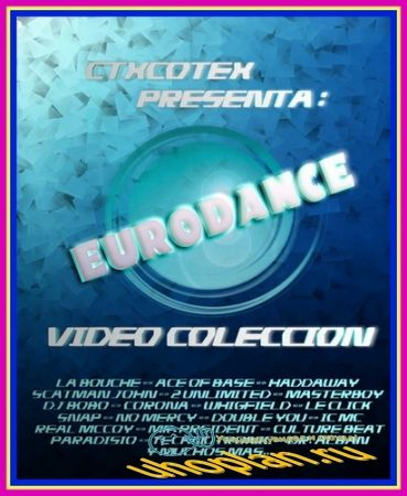 VA - Eurodance Video Collection (2009)DVDRip