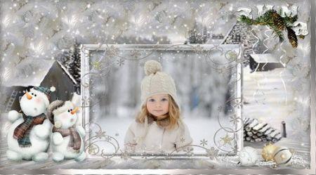Проект ProShow Producer - Скоро зима