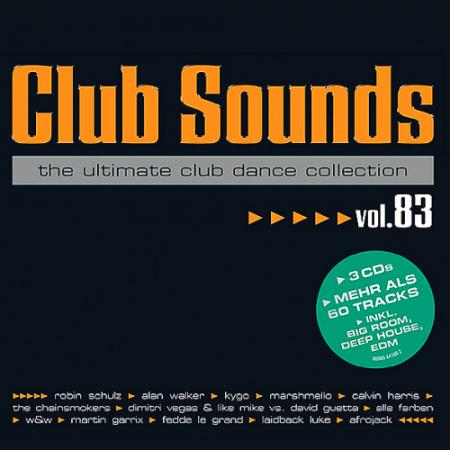 CLUB SOUNDS VOL. 83 (2017)
