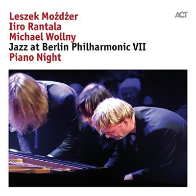 VA - Piano Night (Jazz at Berlin Philharmonic VII) (2017)