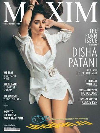 Maxim №11 (Ноябрь 2017) Индия