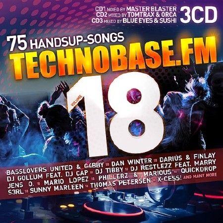TechnoBase.FM Vol. 18 (2017)