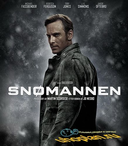 Снеговик / The Snowman (2017) HDTVRip/HDTV 720p