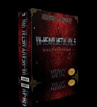 Heavy Metal Collections Vol. 5 (5CD) (2017)