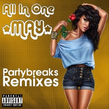 Partybreaks and Remixes - All In One May 003 (2017)