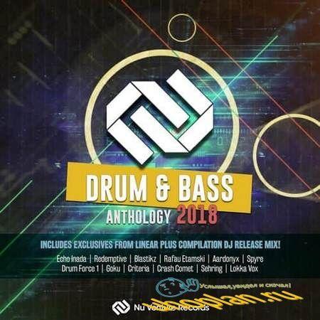 Drum & Bass Anthology 2018 (2017)