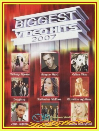 VA - Biggest Video Hits (2008) DVDRip
