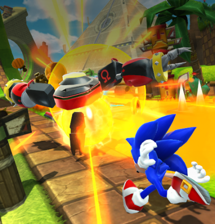 Sonic Forces: Speed Battle v1.2.0