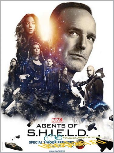Агенты Щ.И.Т. (5 сезон) / Agents of S.H.I.E.L.D. (2017) WEB-DLRip / HDTVRip