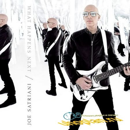 Joe Satriani - What Happens Next (2018) [Hi-Res]