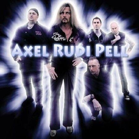 Axel Rudi Pell - Discography (1984-2017)
