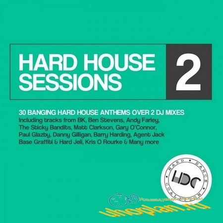 Hard House Sessions Vol.2 (2018)