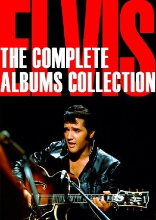 Elvis Presley - The Complete '50s -'70s Albums Collection (1956-1977) AAC