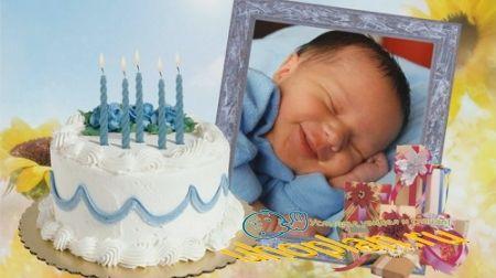 Проект ProShow Producer - С Днем Рождения, мой сынок