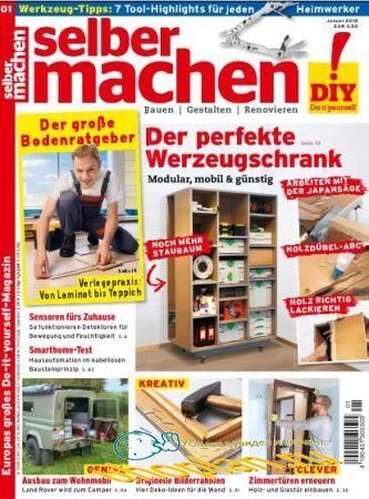 Selber Machen №1  (январь /  2018)