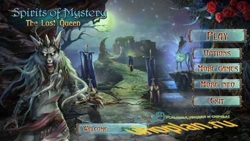 Spirits of Mystery 11: The Lost Queen [BETA]
