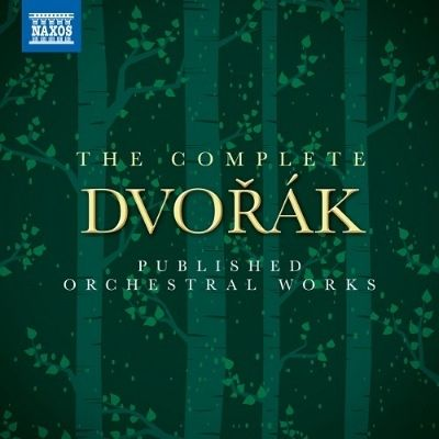 Antonin Dvorak - The Complete Published Orchestral Works [13 May] (2013) FLAC