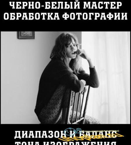 Черно-белый мастер. Обработка фотографии (2017) PCRec