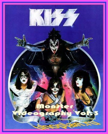 Kiss - Monster Videography Vol.3 (2010) DVDRip