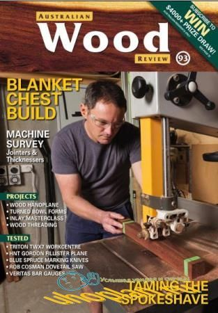 Australian Wood Review №93  (2016)