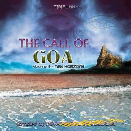 Call Of Goa Vol.3: New Horizons (2018)
