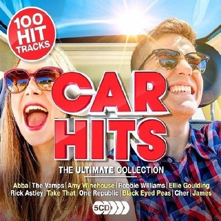 Car Hits - The Ultimate Collection 5CD (2018)