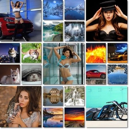 Beautiful HD Wallpapers Pack 1081