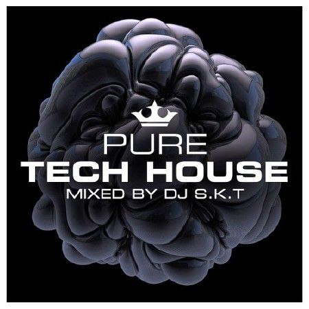 Pure Tech House (Mixed by DJ S.K.T) (2018)