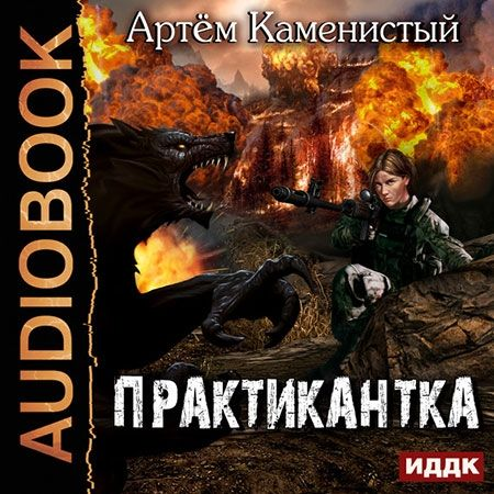 Каменистый Артём - Практикантка  (Аудиокнига) читает Полонецкая Елена