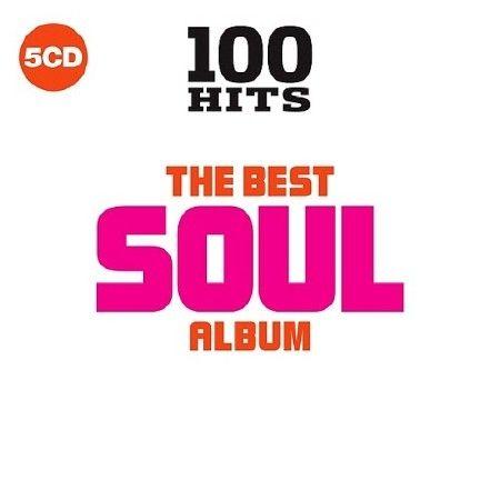 100 Hits - The Best Soul Album 5CD (2018)