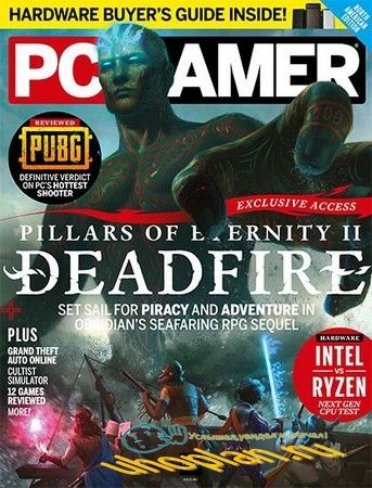 PC Gamer №3 (Март 2018) США