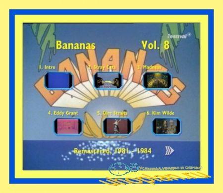 VA - Bananas - Best Videos .Vol. 8 (2011) TVRip