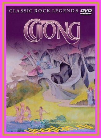 Gong - Classic Rock Legends (2001) DVDRip