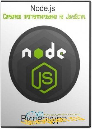 Node.js Серверное программирование на JavaScript. Видеокурс (2018)