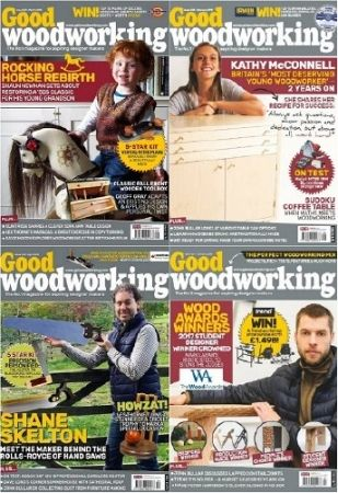 Good Woodworking №327-330 (January-April 2018)