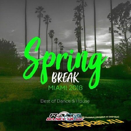 SPRING BREAK MIAMI 2018 (BEST OF DANCE & HOUSE) (2018)