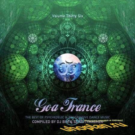 Goa Trance Vol.36 (2018)