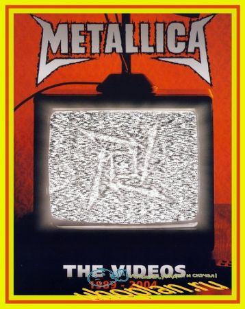 Metallica -The Videos 1989-2004 (2006) DVDRip