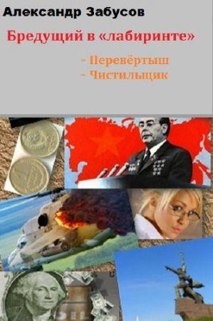 Александр Забусов. Бредущий в «лабиринте». 2 книги (2018)