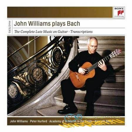 John Williams - John Williams Plays Bach (2018) FLAC