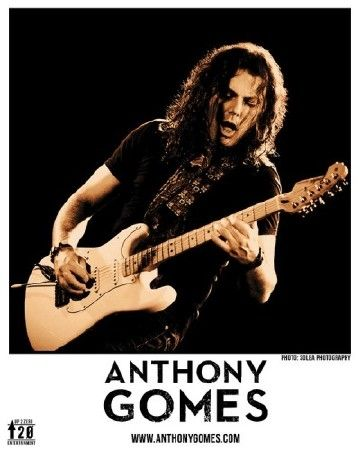 Anthony Gomes - Discography (1997-2015)