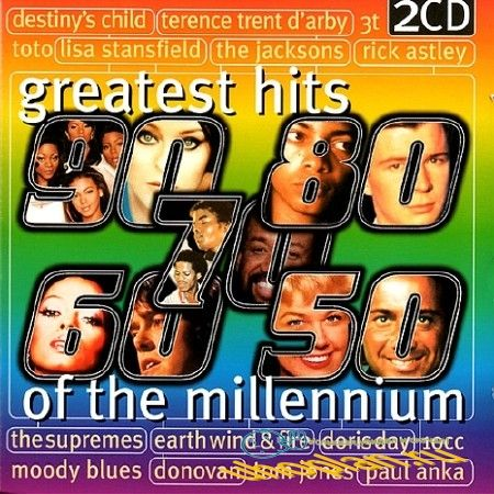 GREATEST HITS OF THE MILLENNIUM (SONY MUSIC MEDIA)