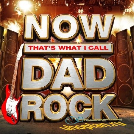 NOW THATS WHAT I CALL DAD ROCK 3CD (2018)