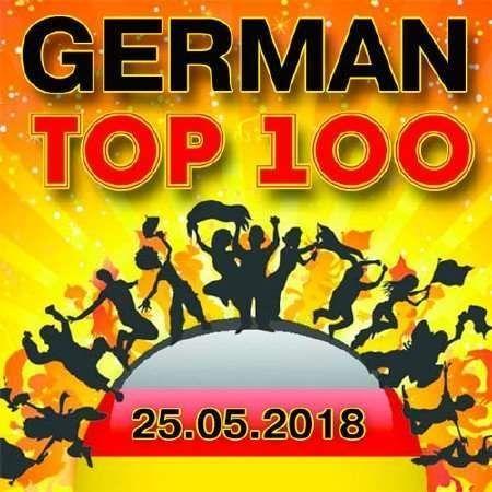 German Top 100 Single Charts 25.05.2018 (2018)