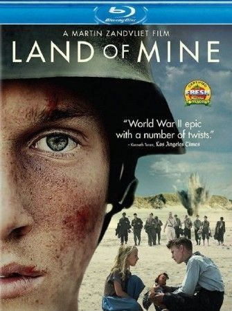 Моя земля / Под песком / Under sandet / Land of Mine (2015) HDRip / BDRip 720p / BDRip 1080p